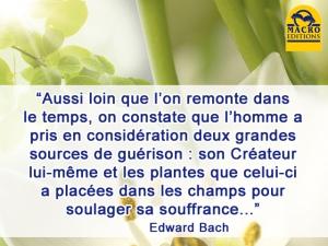 Edward Bach l'homme à l'écoute des fleurs