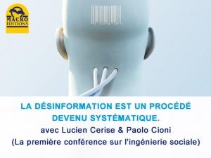 Neuro-Esclaves et Neuro-Pirates débarquent en conférence à Paris !