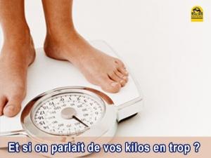 Et si on parlait de vos kilos en trop ?