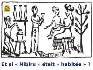 Et si « Nibiru » était « habitée » ?