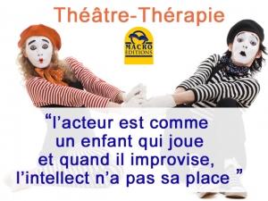 Théâtrothérapie - Comprendre comment l'art théâtral excelle dans le rôle de thérapeute
