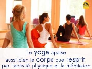 C'est confirmé : le yoga est bon pour le corps et l'esprit !