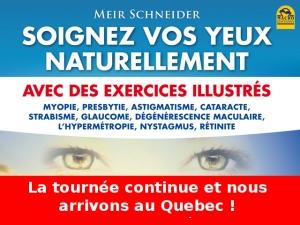 SOIGNEZ VOS YEUX NATURELMENT arrive au Quebec !