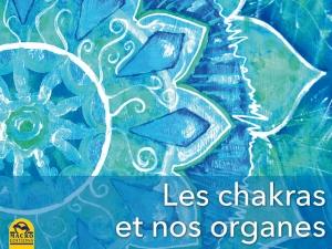 Les chakras par rapport aux organes corporels et à leurs fonctions