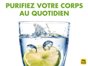Se soigner grâce à l'eau et au citron (interview)