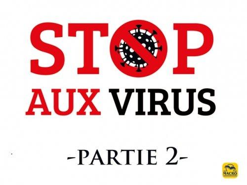 Stop aux virus : vitamines et nutriments fondamentaux (partie 2\2)
