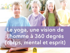 Enseigner la pratique du yoga avec les enfants