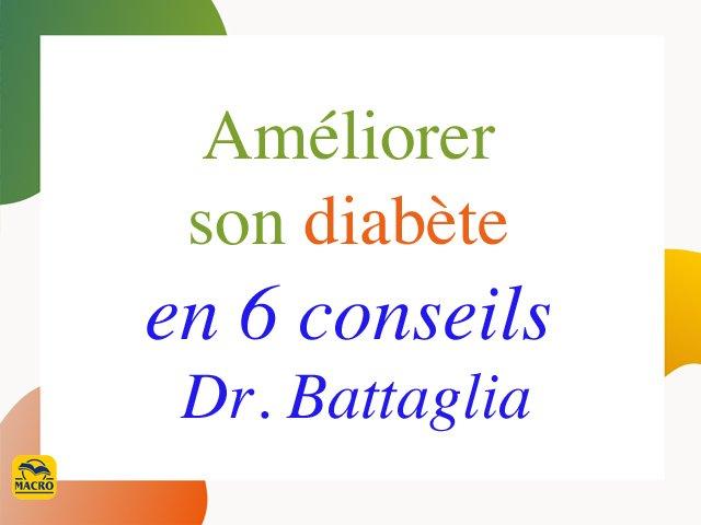 Un meilleur régime pour les diabètiques (6 réflexions)