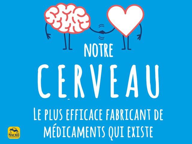 La médecine du futur : notre cerveau !