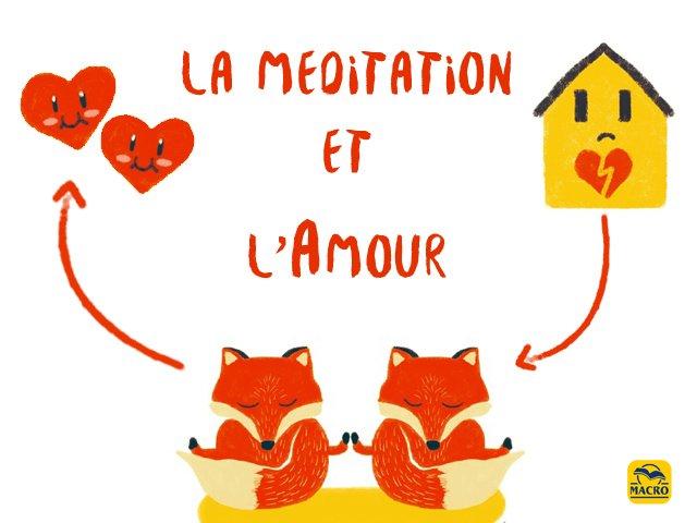 Le St Valentin de la méditation : le 14 février