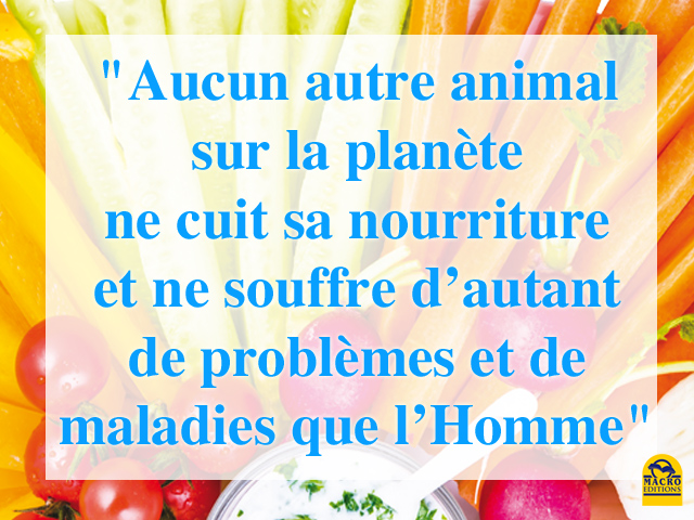 Comment devenir crudivore ? (alimentation vivante)