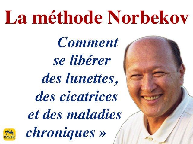 Mirzakarim Norbekov : lutter contre la maladie et la vaincre