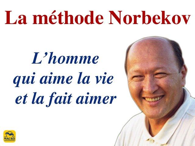 Mirzakarim Norbekov, l'homme qui aime la vie et la fait aimer