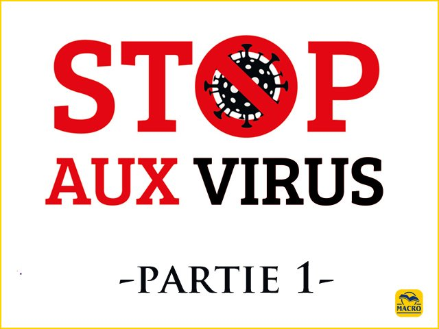Virus et vitamines (partie 1\2)