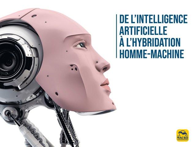 L'homme cybernétique et le transhumanisme ?