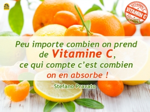 L'absorption de la vitamine C en 10 points essentiels