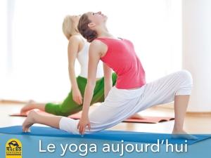 Le yoga aujourd'hui