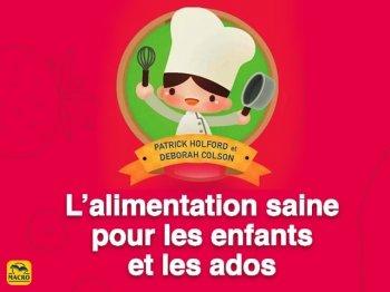 Equilibre nutritionnel et habitude alimentaire d'un enfant (ou d'un adolescent)