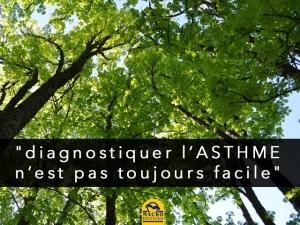 Asthme diagnostiqué à tort ?