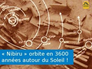 « Nibiru » orbite en 3 600 années autour du Soleil