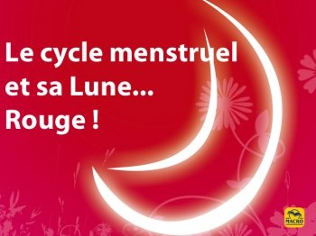 À la rencontre du cycle de la Lune... Rouge !