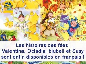 Les fées nous enseignent... une série d'histoires pour enfants de grande qualité