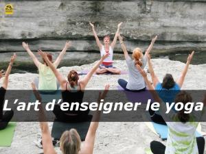 Pour un enseignement éclairé du yoga