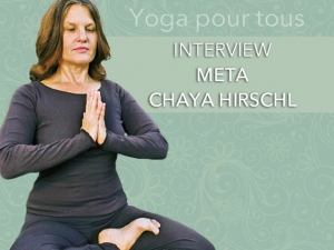 Le yoga est vie, le yoga s'adresse à tous (interview)
