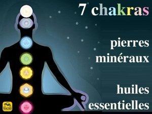 Les 7 chakras : signification, pierres et huiles essentielles