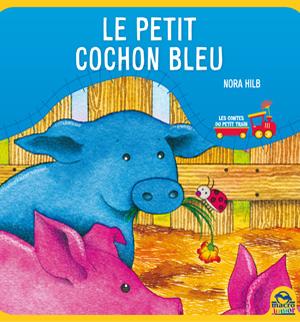 Le petit cochon bleu - MACRO JUNIOR