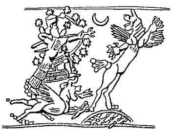 Sitchin - la bataille celeste Babylone