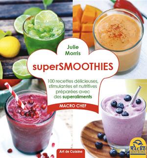 livre recette smoothies
