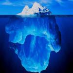 l'iceberg de la vérité
