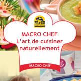 Macro Chef - cuisinez naturellement !