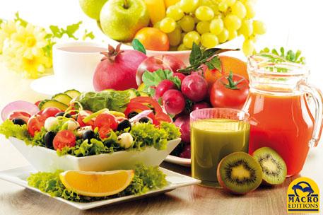Choisissez une alimentation vivante !