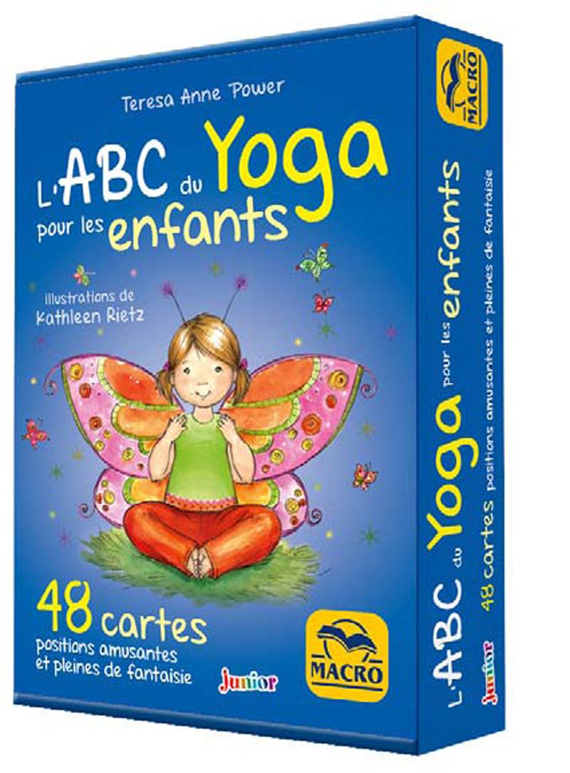 Labc du yoga pour les enfants un livre de teresa anne power chez labc du yoga pour les enfants jeu cartes altavistaventures Images