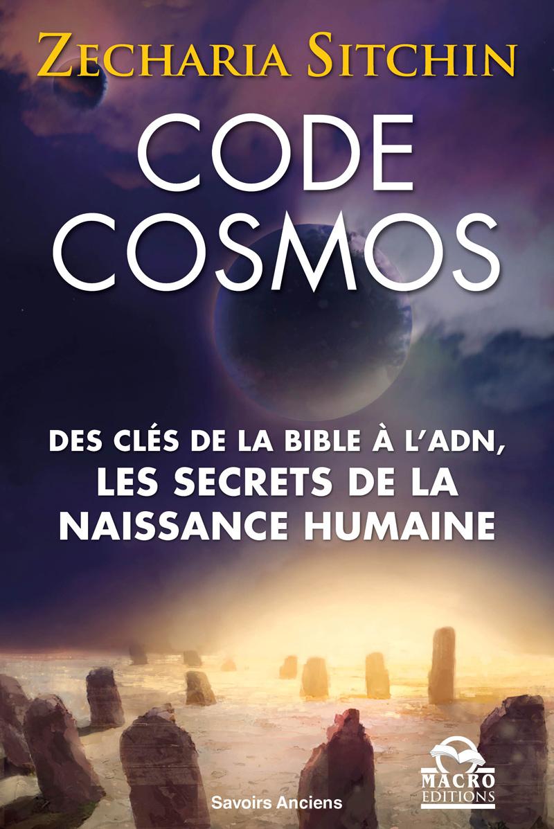 Code Cosmos - un livre de Zecharia Sitchin