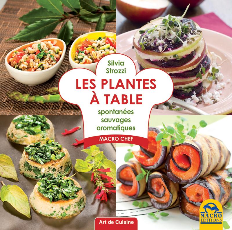 Les plantes à table un LIVRE de Silvia Strozzi