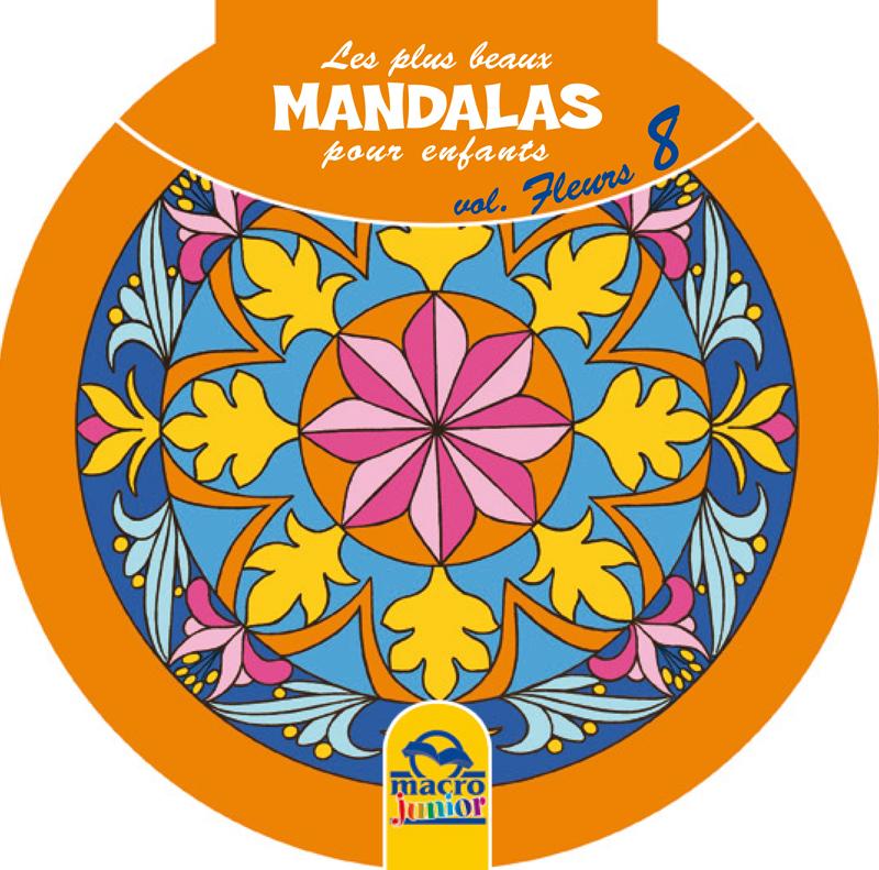Les plus beaux mandalas pour les enfants coloriage fleurs - Mandala les plus beau du monde ...