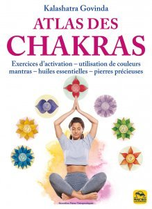 Atlas des Chakras - Livre