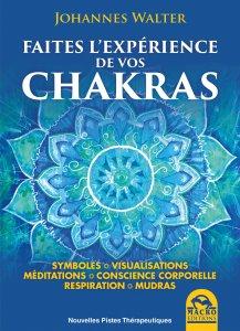 Faire l'expérience de vos chakras - Livre
