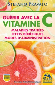 LIVRE guérir avec la vitamine C