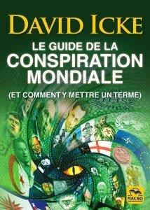 Le guide de David Icke sur la conspiration mondiale - Livre