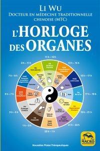 Horloge des Organes - Livre