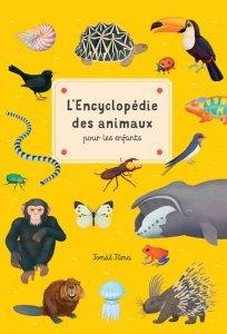 L'encyclopédie des animaux - Livre