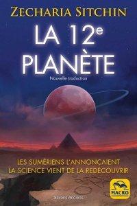 LIVRE la 12e planète