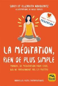 La méditation, rien de plus simple - Livre
