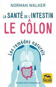 Santé de l'intestin - Le côlon - Livre