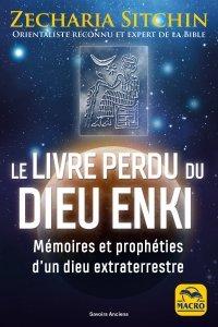 Le Livre perdu du Dieu Enki 3° - Libro