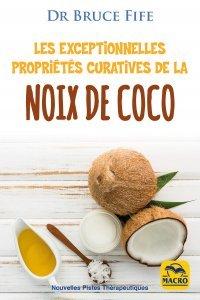 Les exceptionnelles propriétés curatives de la Noix de Coco - Livre